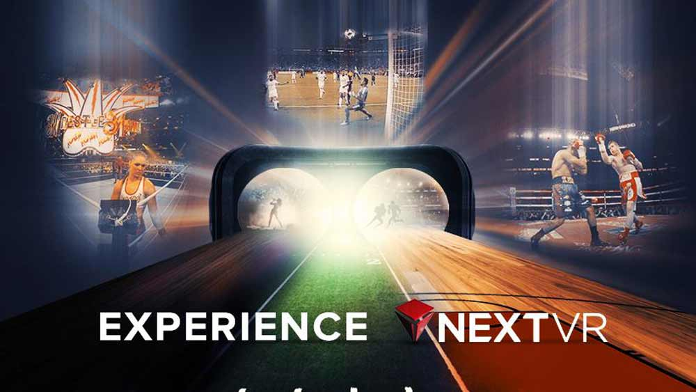 Apple could snap up virtual reality company NextVR for estimated $100m
