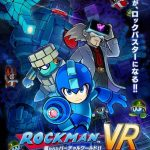 Mega Man Franchise Comes to Japanese VR Arcade on July 18