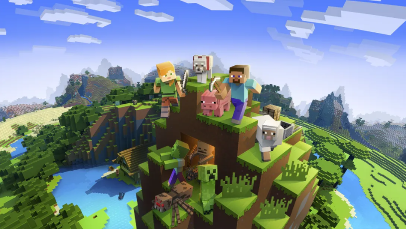 Minecraft Comes to PSVR