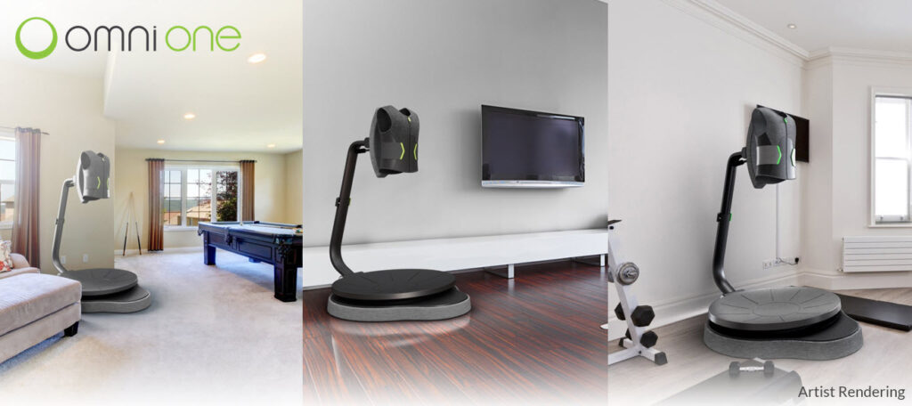 Virtuix Omni Raises $11 Million From 4,000 Investors for Its Consumer Treadmill