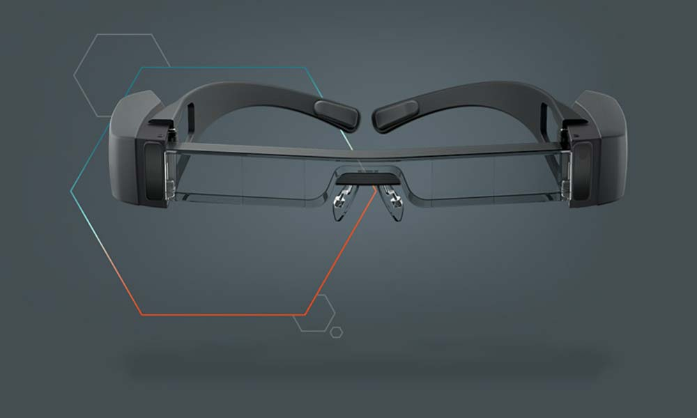 Epson Unveils its Latest Moverio AR Smart Glasses