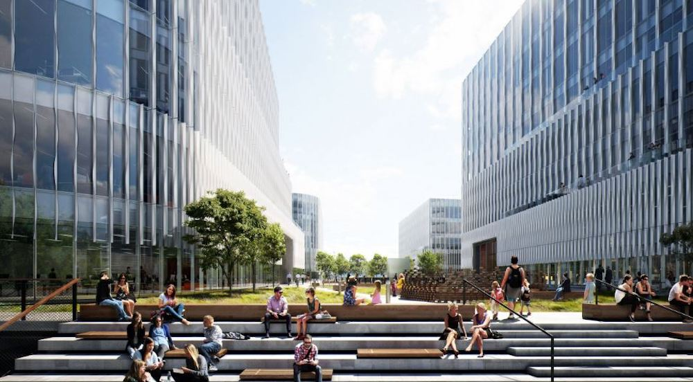 A Concept of Facebook Reality Labs new Campus