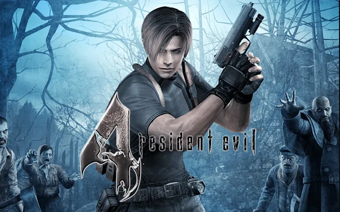 Resident Evil 4 Comes to Quest