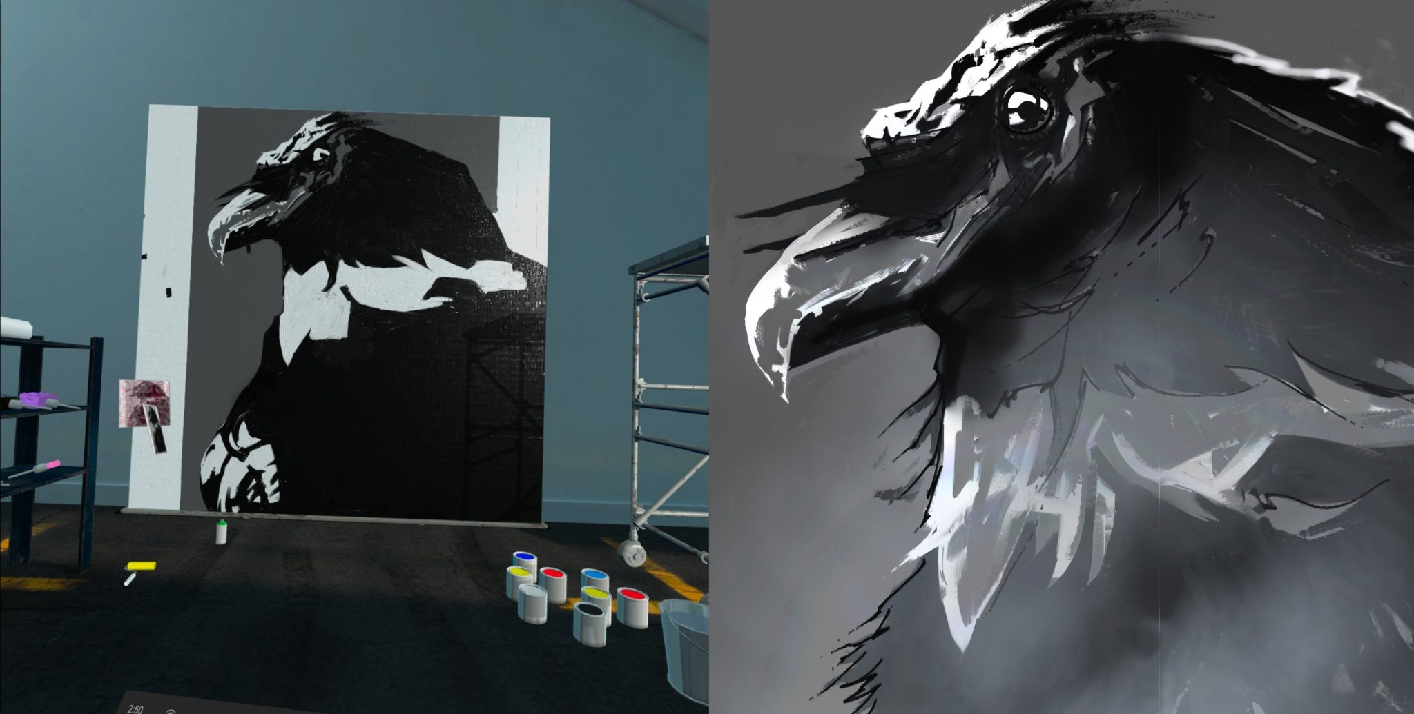 Painting VR