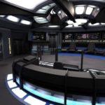 Star Trek – The Bridge of the USS Voyager with Oculus Rift
