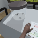 Arachnophobia Therapy Through Oculus Rift