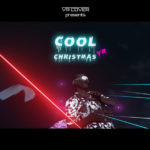 'Cool Christmas' VR Cover for Oculus Rift