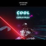 'Cool Christmas' VR Cover for Oculus Rift