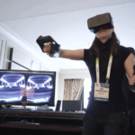 List of Haptic Controllers under Development for Virtual Reality