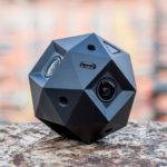 Sphericam 2 is a 360-degree camera rig for the Oculus Rift