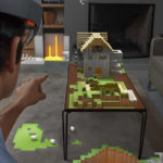 How Microsoft is Recreating Minecraft for Augmented Reality in Hololens