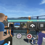 vTime Gets Updated With More Social VR Features