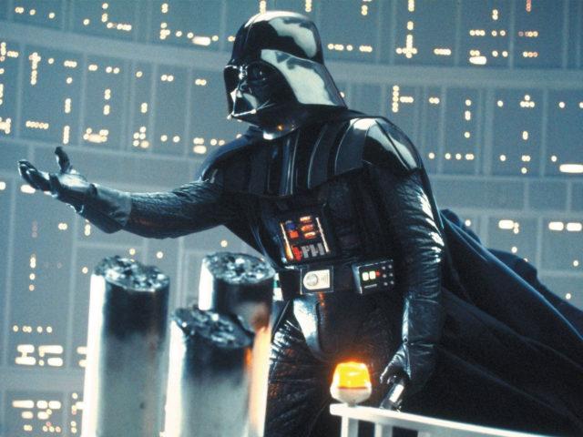 Darth Vader in Virtual Reality