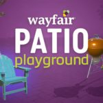 Wayfair Patio Playground Launches for Oculus Rift