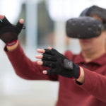 Feel Virtual Reality with the Senso Glove