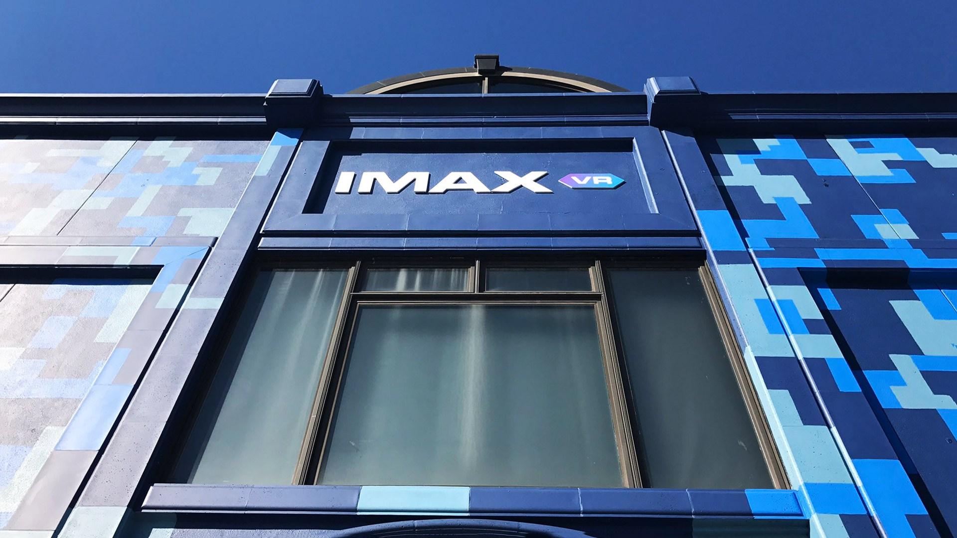 imax vr theater