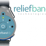 Reliefband Treats VR Nausea with Electric Pulses