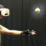 Disney Shows How to Catch a Real Ball in VR