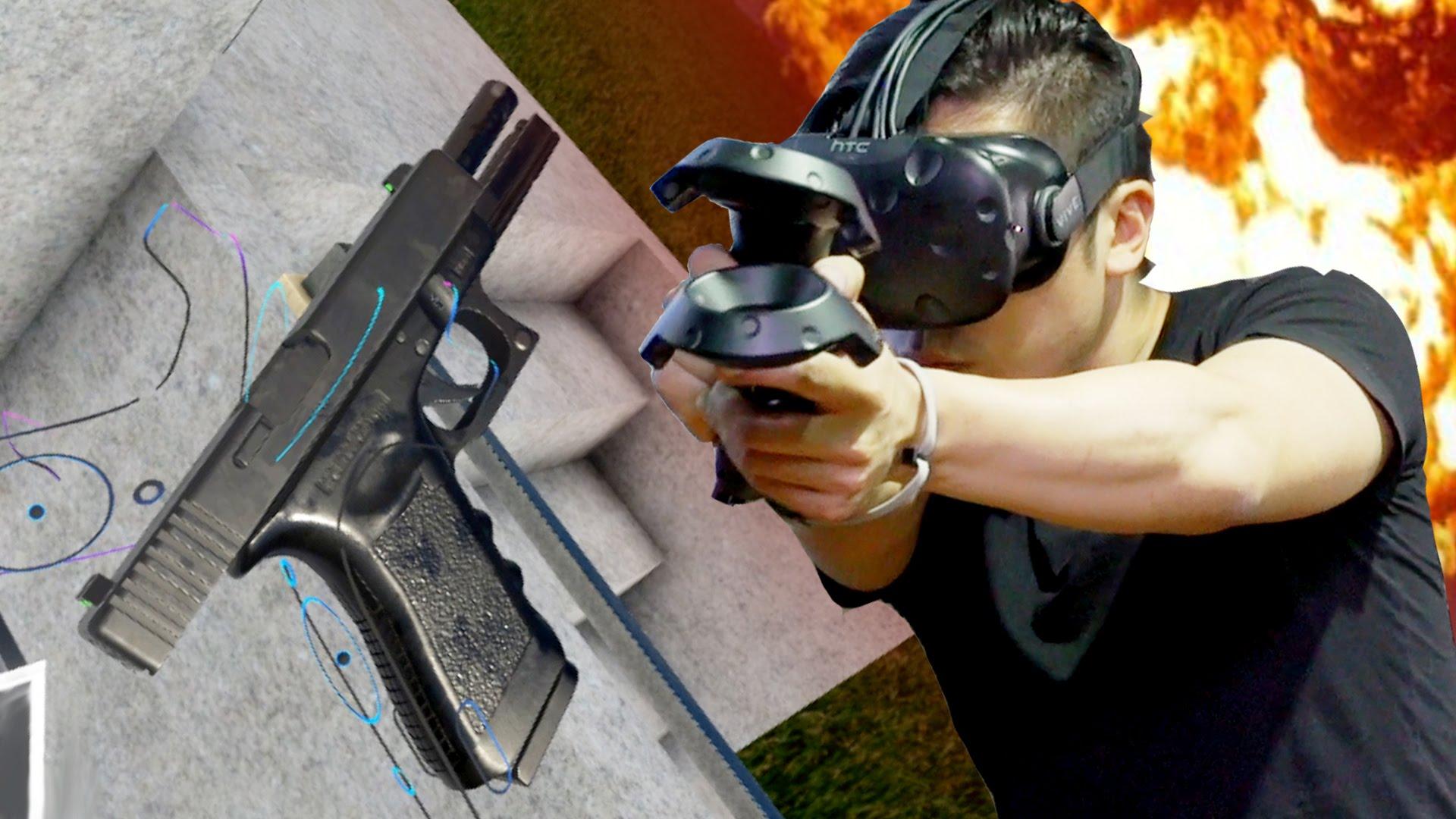 vr guns
