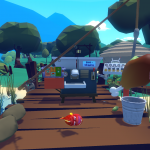 Crazy Fishing is out for the HTC Vive