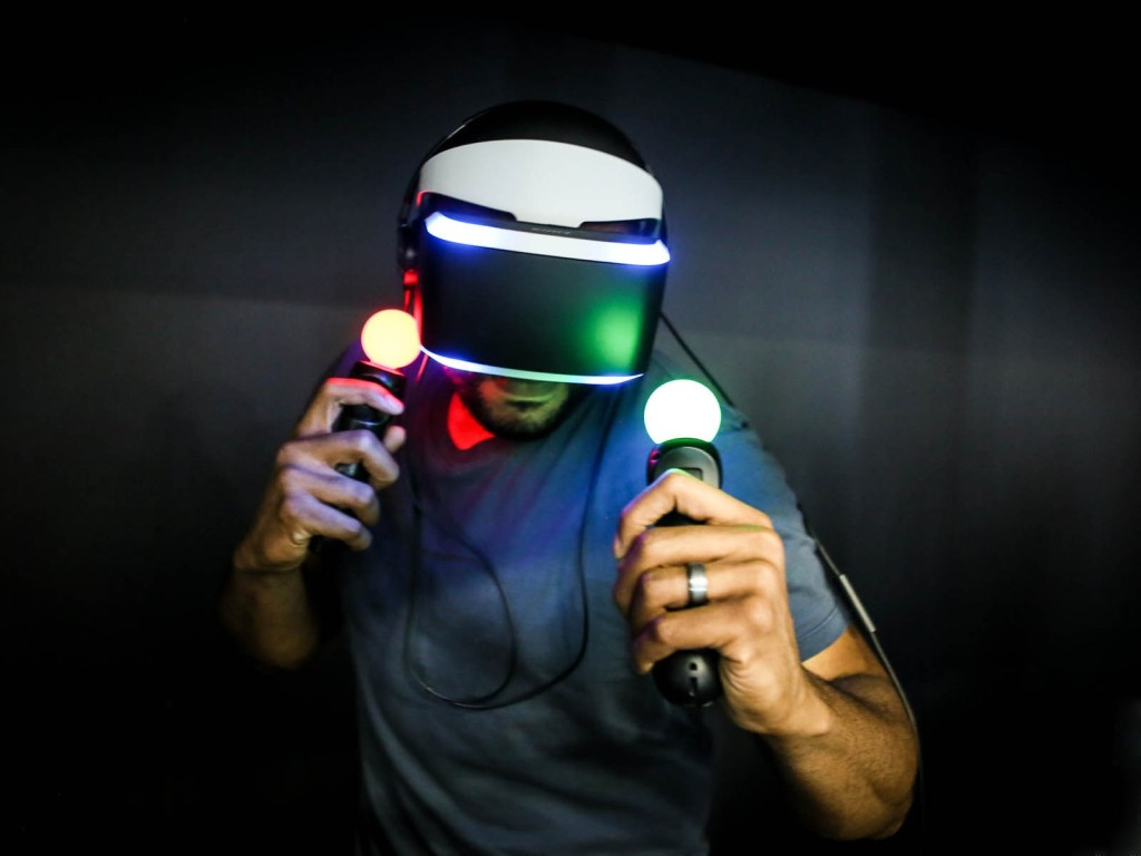 ps4 vr games
