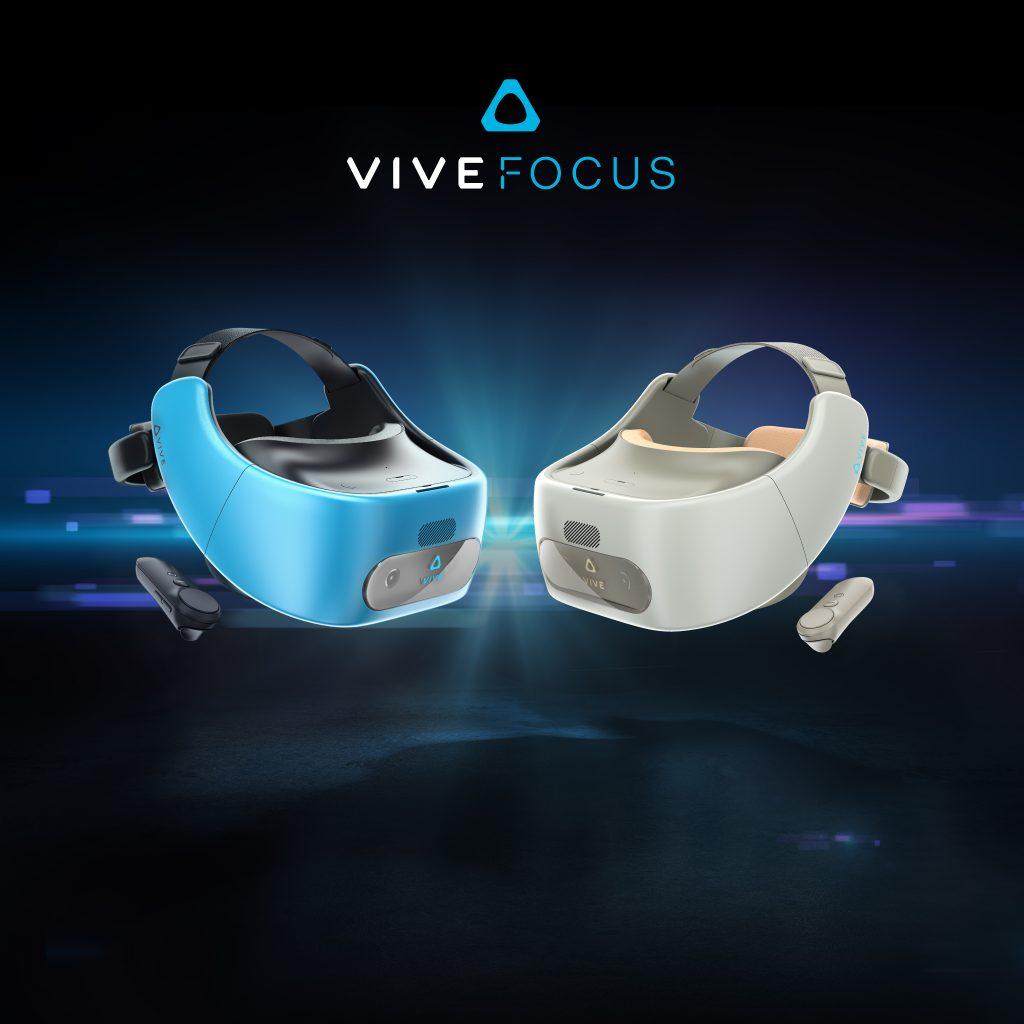 HTC VIVE FOCIS