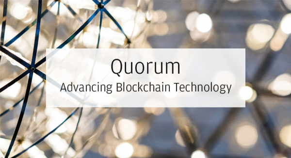 Quorum Blockchain Technology