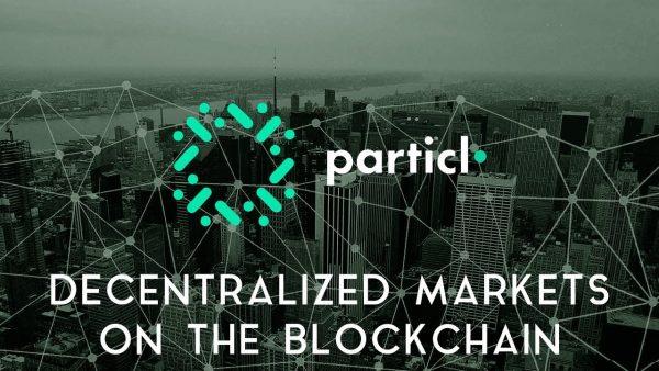 Particl Provides a Privacy Focused Decentralized Blockchain Marketplace