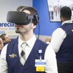 Walmart Applies for Patents for a Virtual Reality Shopping