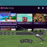Firefox Reality Browser Now Live on Quest Headset