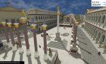 Rome Reborn Virtual Reality