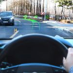 Hyundai Debuts World's First Holographic Augmented Reality Navigation System