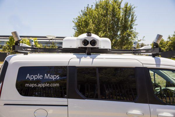 Apple is rebuilding its Apple Maps
