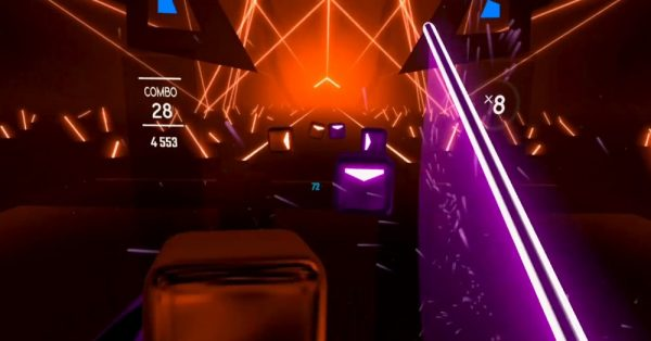 Beat Saber to launch on Oculus Quest