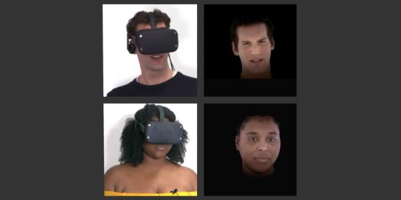 Facebook Working on Realistic Virtual Avatars