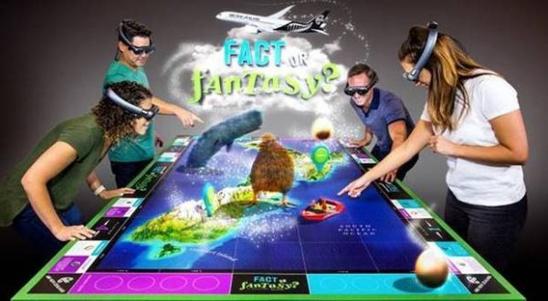 Fact or Fantasy Game of New Zealand