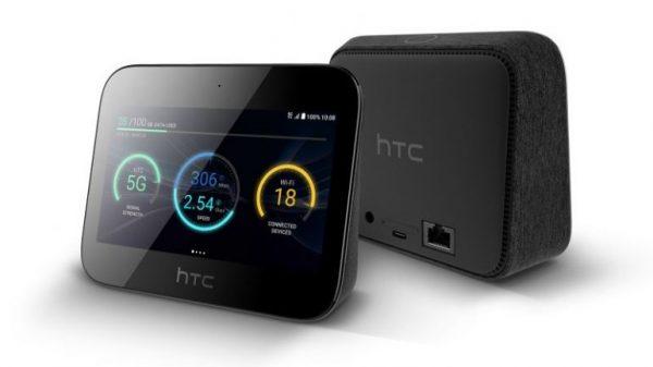HTC 5G Smart Hub Device