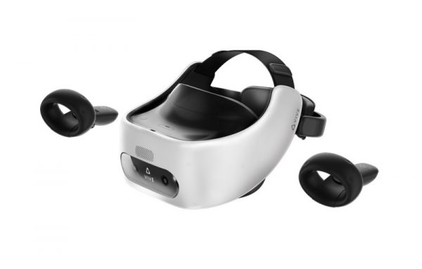 HTC Vive Focus Plus has 6-DoF controllers