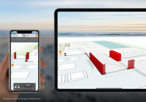 Immerse Yourself into Your Sketches with AR SketchWalk by Morpholio
