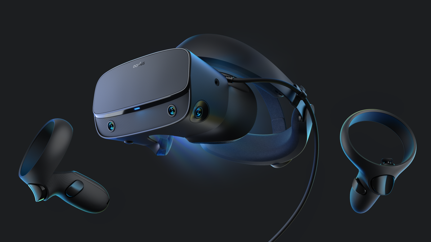 Oculus Rift S Finally Unveiled