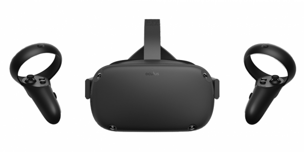 Oculus Rift S PC VR Set for Reveal in GDC 2019