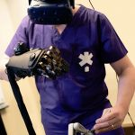 HaptX Partners with FundamentalVR to Create Touch-Simulating VR Surgery Gloves