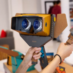 Nintendo Labo VR Kit Provides a Hands-On DIY Virtual Reality