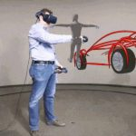 Ford Stylists Around the Globe Can Now Collaborate Using Virtual Reality