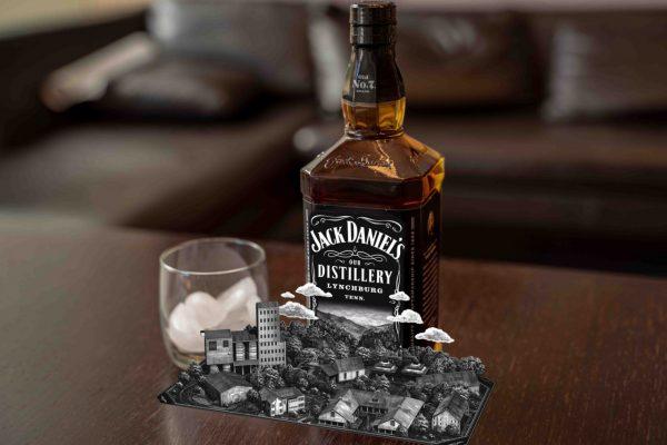 Jack Daniel's AR app