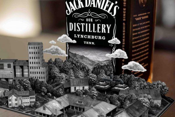 Jack Daniel's Augmented Reality Tour