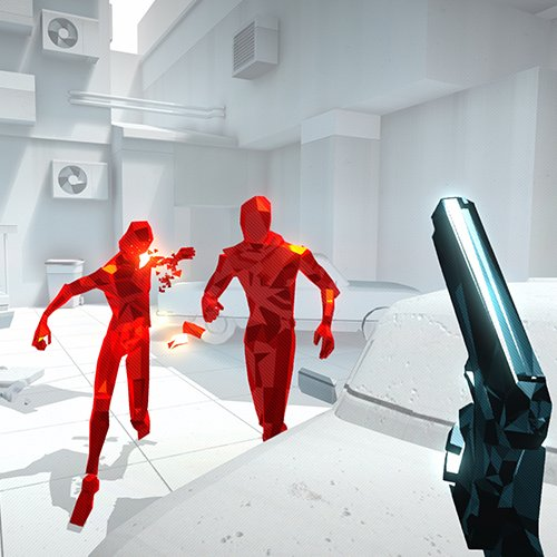 Superhot VR outperforms the classic version