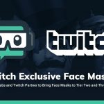Streamlabs Partners With Twitch for a New AR Face Masks Extension