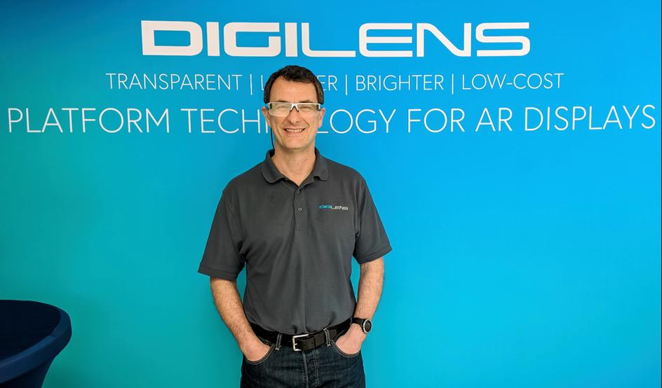 DigiLens Fundraising for Cheap AR Displays