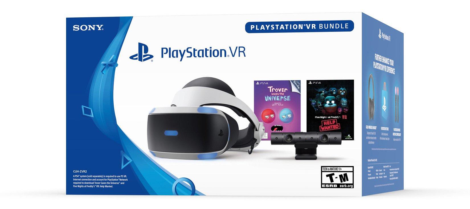 PlayStation VR Bundle Second